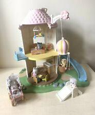 Sylvanian Families Primrose Baby Windmill Babies Accessories Furniture Pram