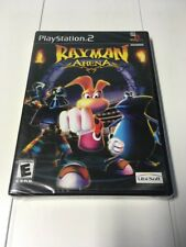 Rayman Arena (Sony PS2, 2002) Brand New Factory Sealed 3551 SHIP FAST!
