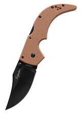 Taschenmesser G-10 Espada Medium, Sonderedition, Coyote Brown, Cold Steel Messer