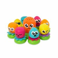 TOMY Toomies Octopals Number Sorting Baby Bath Toy | Educational Water Toys F...
