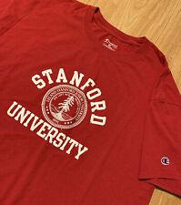Champion Stanford University Cardinal T-Shirt Size Men's XL
