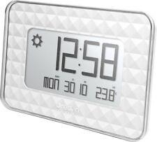 Oregon JW208 Jumbo Große Wand-Uhr Wetterstation 43,5 x 28,5 x 7,5 cm white