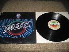 The Best of Tavares ST-11701 LP record