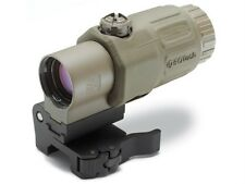 EOTech G33.STS 3x Magnifier with Switch to Side Quick Detachable Mount Tan