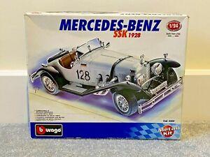Mercedes SSK 1928 Model Kit - never opened, complete kit