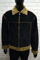 Giubbotto Cappotto Blu MOHAVE Uomo Taglia 52 Jacket Man Giubbino Giacca Inverno