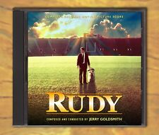 RUDY Jerry Goldsmith COMPLETE SCORE (11 previously unreleased tracks)