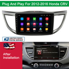 10.1'' Touchscreen Android 9.1 Car Stereo Radio in Dash Navigation For Honda CRV