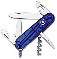Victorinox Schweizer Taschenmesser Spartan Blue Transparent AH 1.3603.T2 NEU