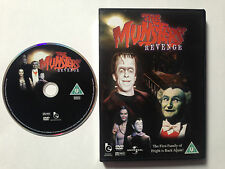 The Munsters' Revenge (DVD, 2011) ~ VERY GOOD CONDITION ~ REGION 2 UK RELEASE