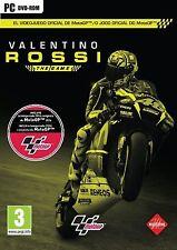 PC MotoGP 16 Valentino Rossi The Game Nuevo Precintado Pal España Fisico
