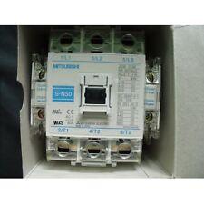 Contactor SN50AC100V Mitsubishi 110VAC S-N50-AC100V