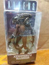 Neca Series 1 Aliens Xenomorph Brown