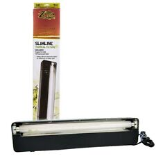 "Zilla T8 Slimline Tropical Reptile UVB Lighting Fixture 18"""