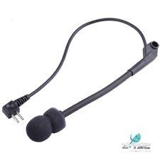 Z Tactical Hunting Headphones MIC Microphone For Comtac II Talkback Headset Z040