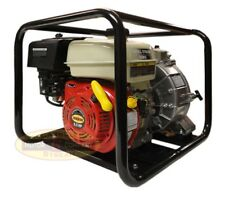 """2"""" Gas Water Pump Full Trash Pump 6.5 hp 2 inch inlet outlet NPT NEW Pool Marine"""