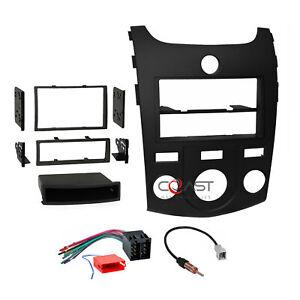 Metra Car Radio Stereo Din 2Din Dash Kit Harness for 2010-2013 Kia Forte / Koup