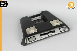 90-02 Mercedes R129 500SL SL500 SL320 Overhead Dome Light Lamp Black OEM