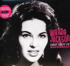 Wanda Jackson - First Lady of Rockabilly [New CD] UK - Import