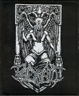 Psycroptic Baphomet Patch Suffocation Decapitated Technical Death Metal