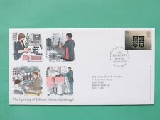 2001 l'apertura di tallents House Edimburgo Royal mail FDC tallents House SNo45708