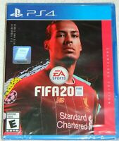 FIFA 20 (PlayStation 4, 2019) Free Shipping - New in Package