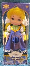 Disney Animators' Collection It's a Small World Singing Holland Doll NEW!