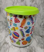 Tupperware One Touch Candy Canister 8-cup Canister B