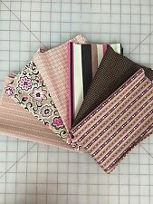 Denyse Schmidt Ansonia Fabric Fat Quarter Bundle in Mushroom