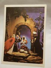 AK SOS Kinderdorf Bamberger Krippe Ansichtskarte