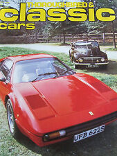 CLASSIC CARS MAGAZINE JULY 1978 STOLLE CAR CARBURETTORS SUPER CARS MORRIS MINOR
