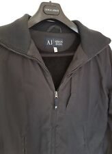 "Mens ARMANI JEANS fleece lined jacket/coat.Chest 40"" Size M. RRP £395"