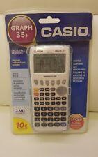 calculatrice casio graph 35 + calculatrice graphique lycée toute section Neuf