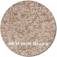 MariDeck HD Vinyl Flooring - Boat Marine Outdoor - Willow Brown - 8.5 - 80 mil