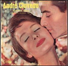 """ANDRE CLAVEAU - Eurovision 1958 - LP 25 cm / 10"""""""