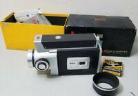 Kodak Zoom 8 Reflex Camera Automatic F1.9 Vintage Retro *UNTESTED* W/Box