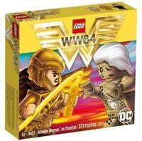 LEGO #76157 Wonder Woman vs Cheetah WW1984 New & Sealed, In-Hand & Ready-to-Ship