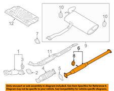 KIA OEM 14-16 Sportage 2.4L-L4 Exhaust-Center Pipe 286003W910