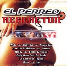 Various Artists : Perreo Del Reggaeton CD