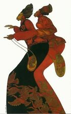 Ladies in Red Limited Edition 2000 By Charles Bibbs
