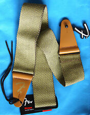 Fender Vintage Tweed Woven Guitar or Bass Strap, MPN 0990687000