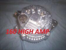 HONDA CIVIC HIGH AMP ALTERNATOR 1990 1995 1.5L 1.6L CHROME Civic Delso 1995-1993