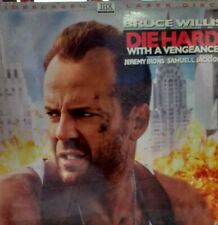 Die Hard With a Vengeance on Laser Disc