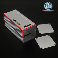 46X46X100mm PCB Aluminum Box Case DIY Project Electronic Enclousure Instrument