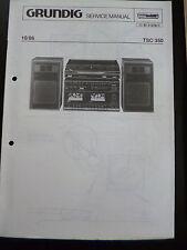 Original Service Manual Grundig TSC 350