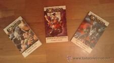 Saga Exaltado: Trilogia de la Segunda Edad - Los 3 libros; Solaris