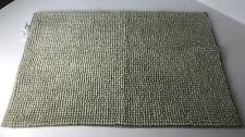 Ikea Toftbo Tapis de Bain Mat Douche 50x80 cm Microfibre Beige Neuf