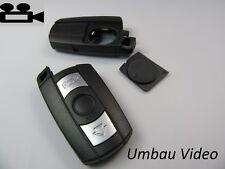 BMW E60 E61 E81 E87 E91 E92 X1 X5  Fernbedienung Cover Batteriefach Neu Smartkey