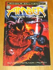 Amber Guns of Avalon Book 1 by DC Comics (Paperback 1996)<
