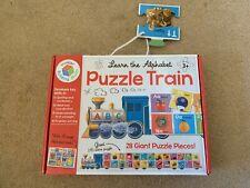 Learn The Alphabet Letter Train